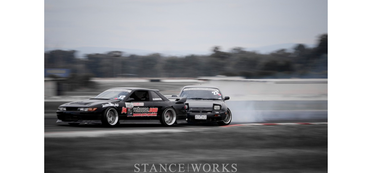 Drift Attack : May 2011