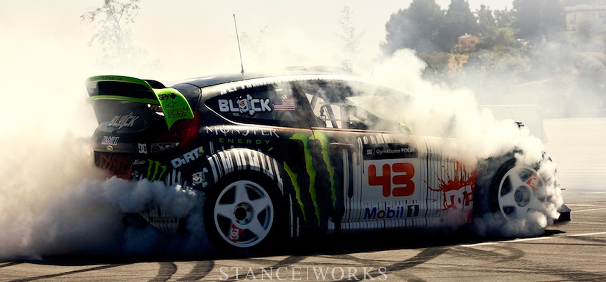 Ken Block Unveiled
