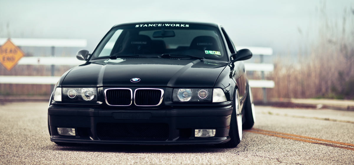 Anthony Care's E36 M3