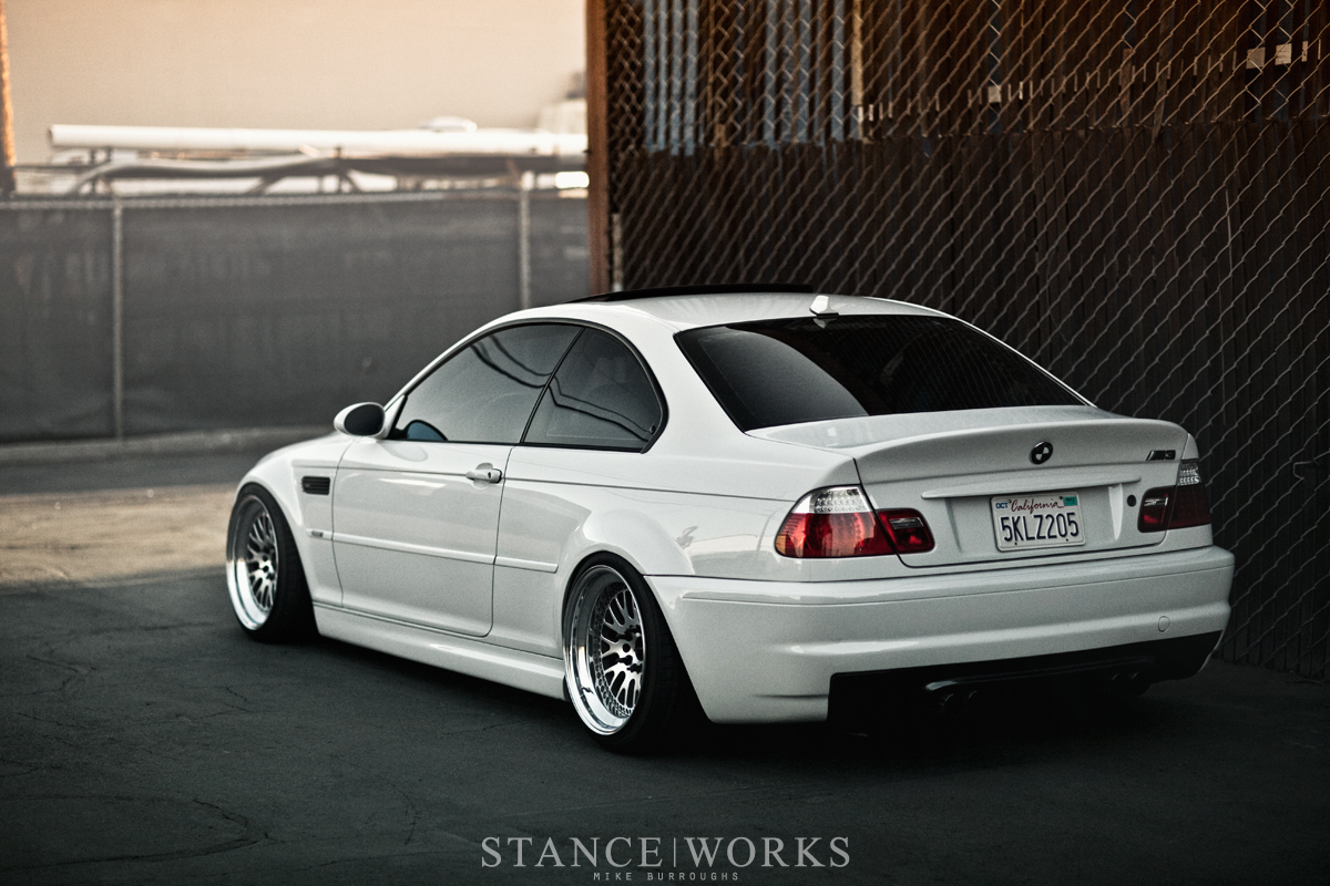 Sophistication In Simplicity Navith S E46 M3 On Ccw Classics
