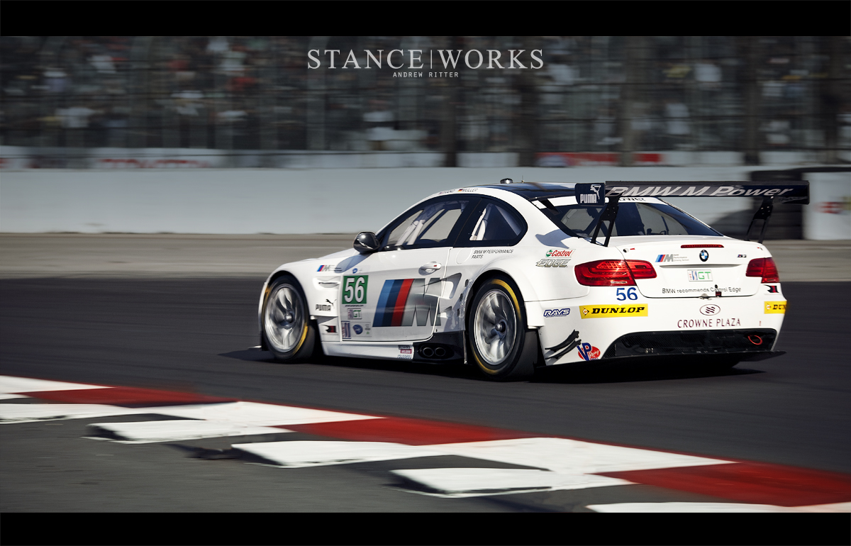 BMW ALMS M-Power