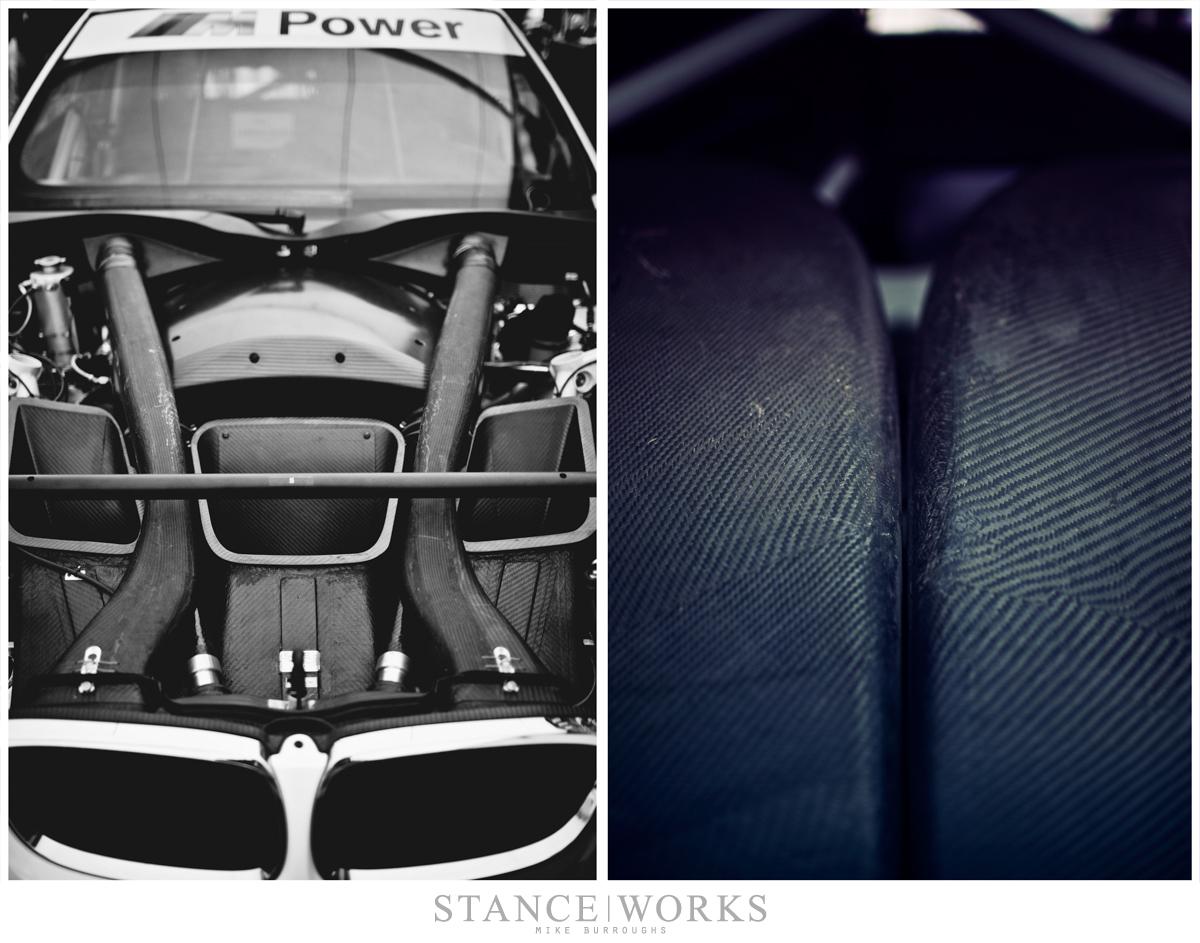 BMW M3 Intake