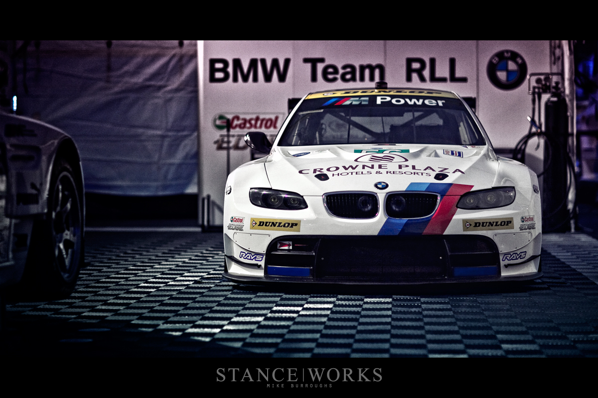 BMW ALMS Team RLL