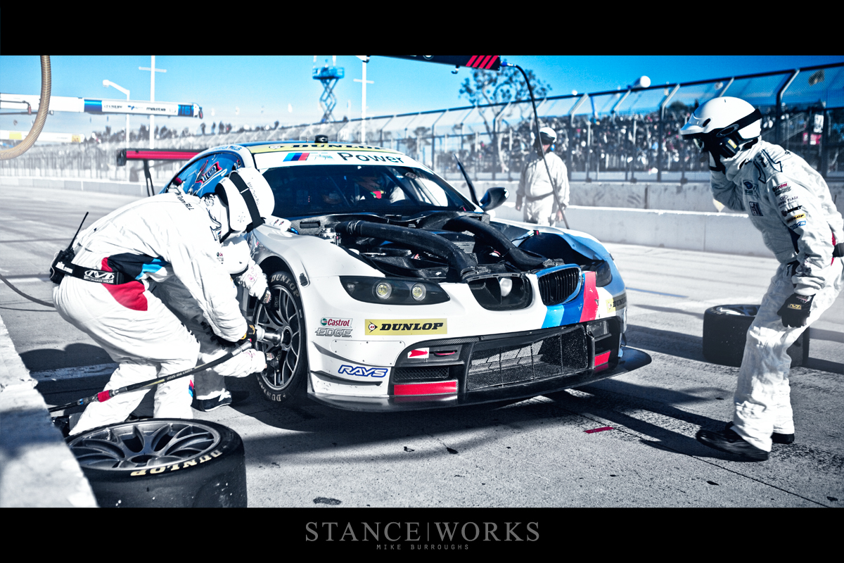 Long Beach Grand Prix BMW ALMS