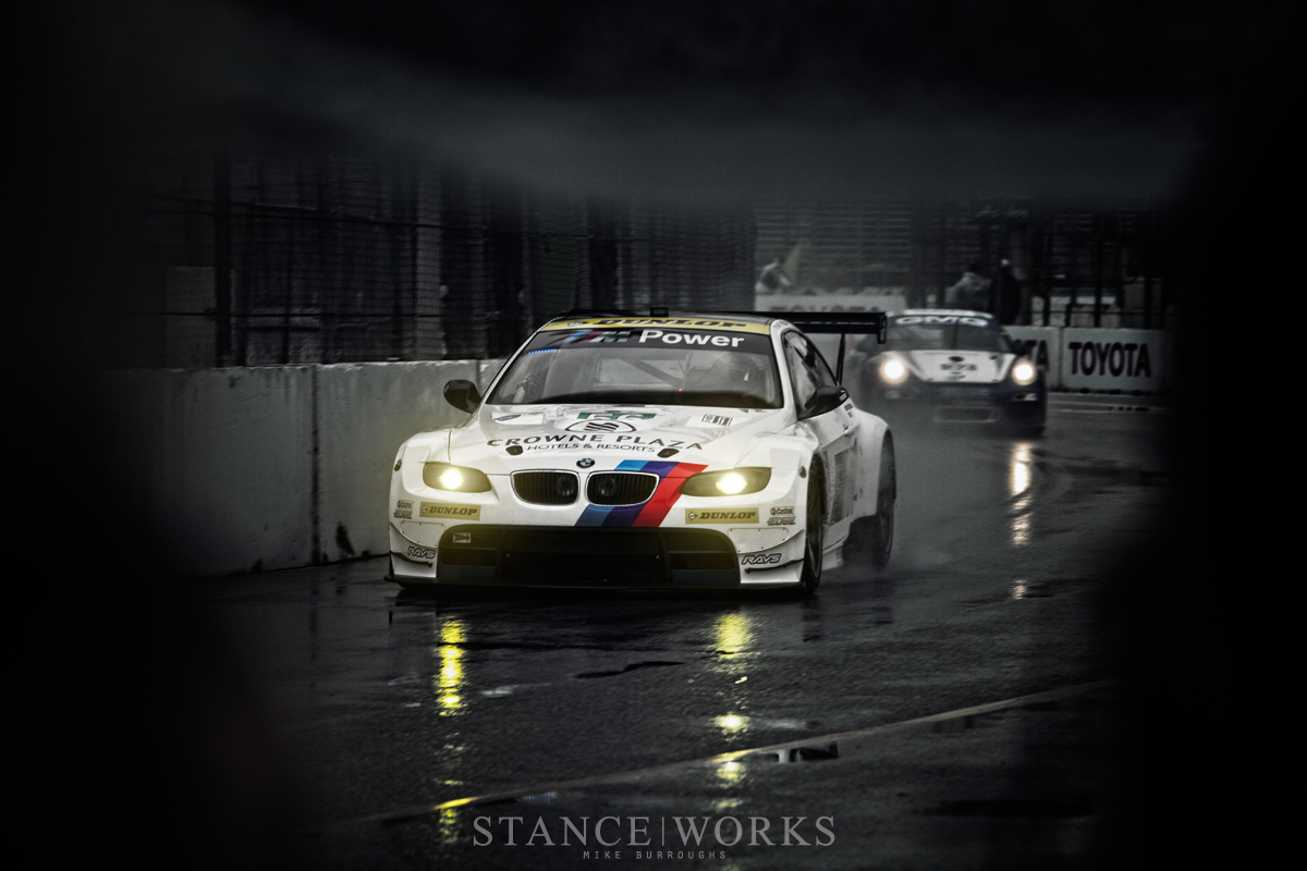 BMW ALMS M3 Long Beach