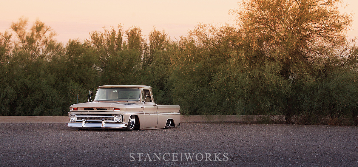 Original Patina: Sam Castronova's 1965 Chevrolet C10 Pickup