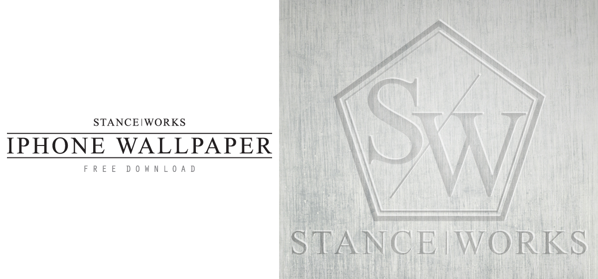 The StanceWorks Steel iPhone Wallpaper