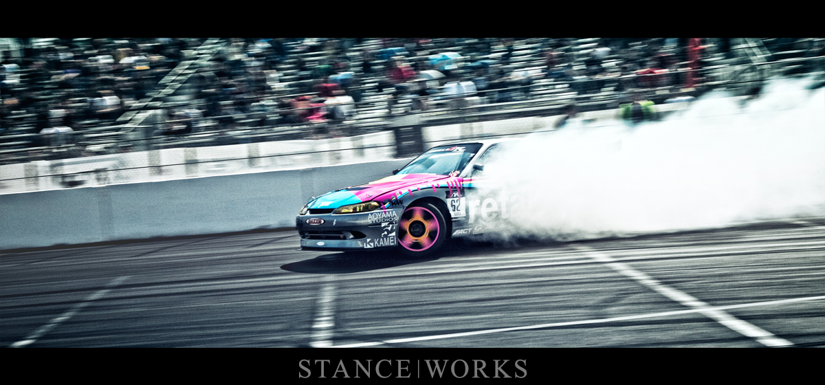 Driver Profile: Ryan Tuerck & the Retaks S13