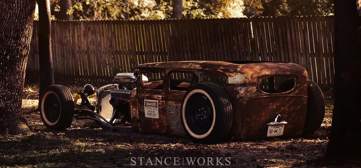 A Work In Progress: Brody's 1930 Plymouth Sedan