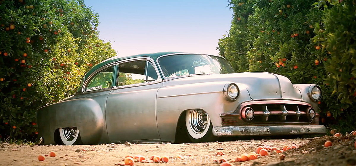 Dead End's 1953 Chevy - By Accuair