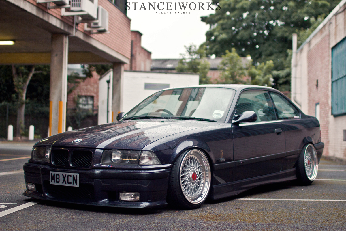 An Afternoon In London Shooting Sergio S Bmw E36 M3