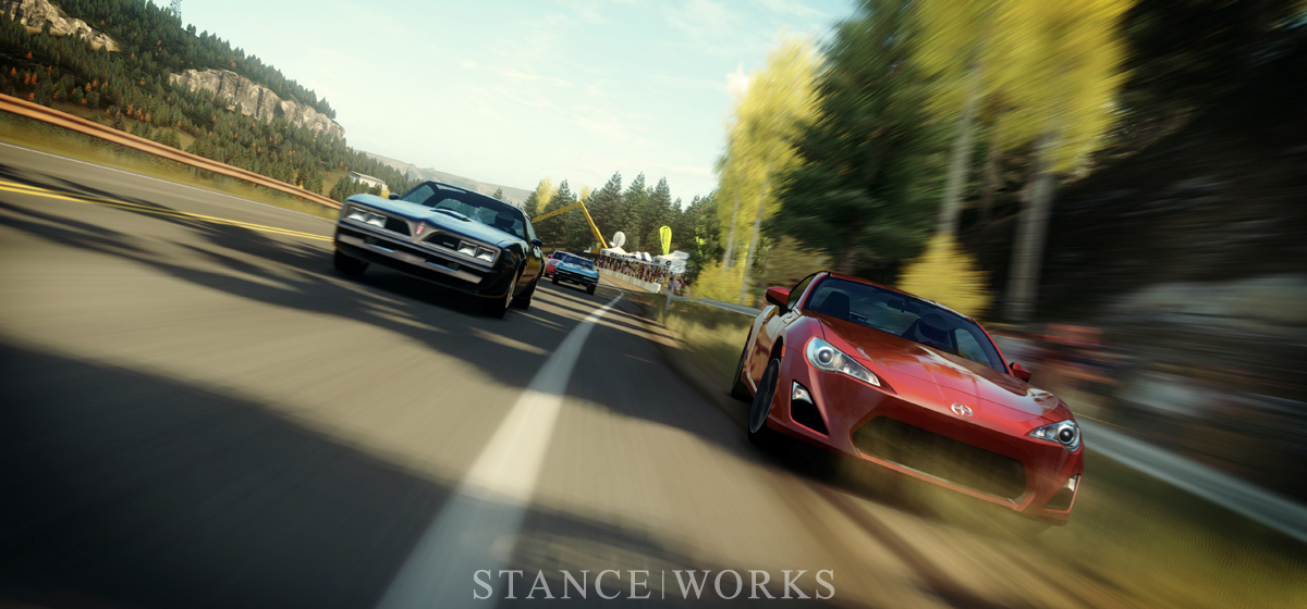 Forza Horizon - StanceWorks's Test Session