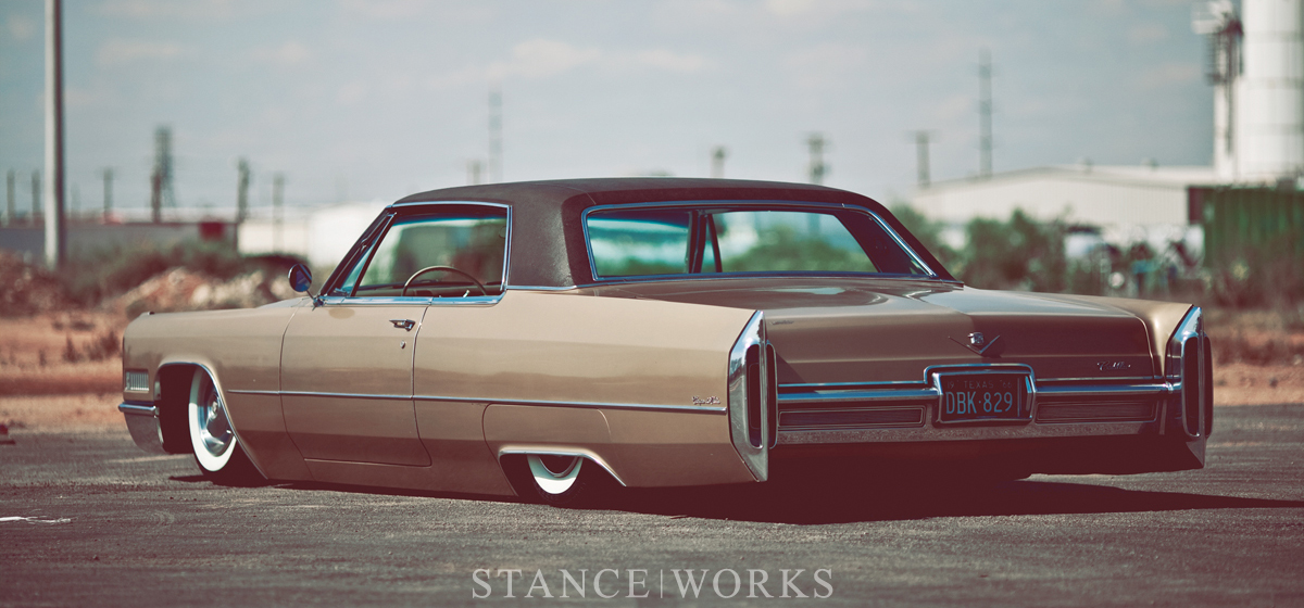 """Standard of the World"" - Cody Cravens's 1966 Cadillac Coupe de Ville"