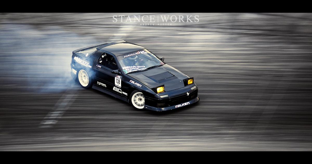 Enjuku Racing Formula Drift Irwindale Speedway