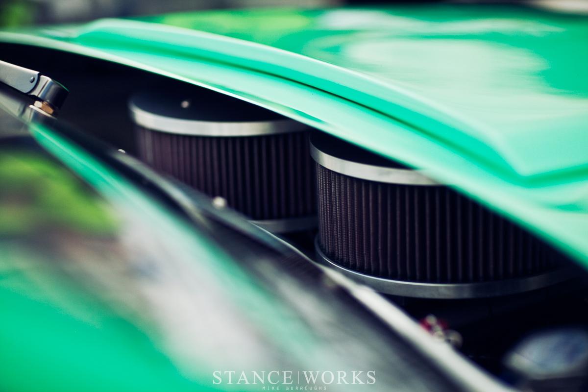 Falken Mustang Formula Drift Irwindale Speedway