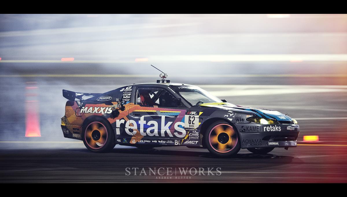 Ryan Tuerck Formula Drift Irwindale Speedway