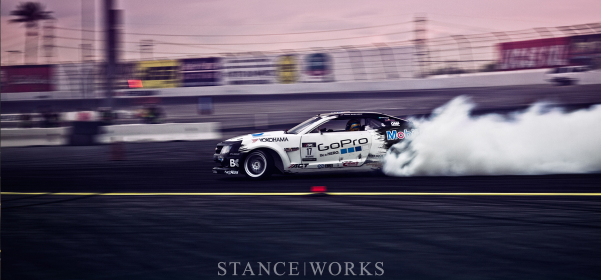 Formula Drift Round 7: Title Fight - Irwindale Speedway, CA