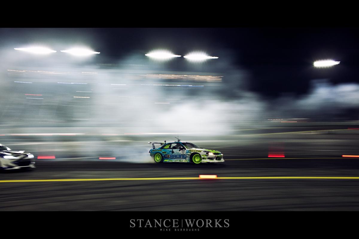 Matt Fields Formula Drift Irwindale Speedway