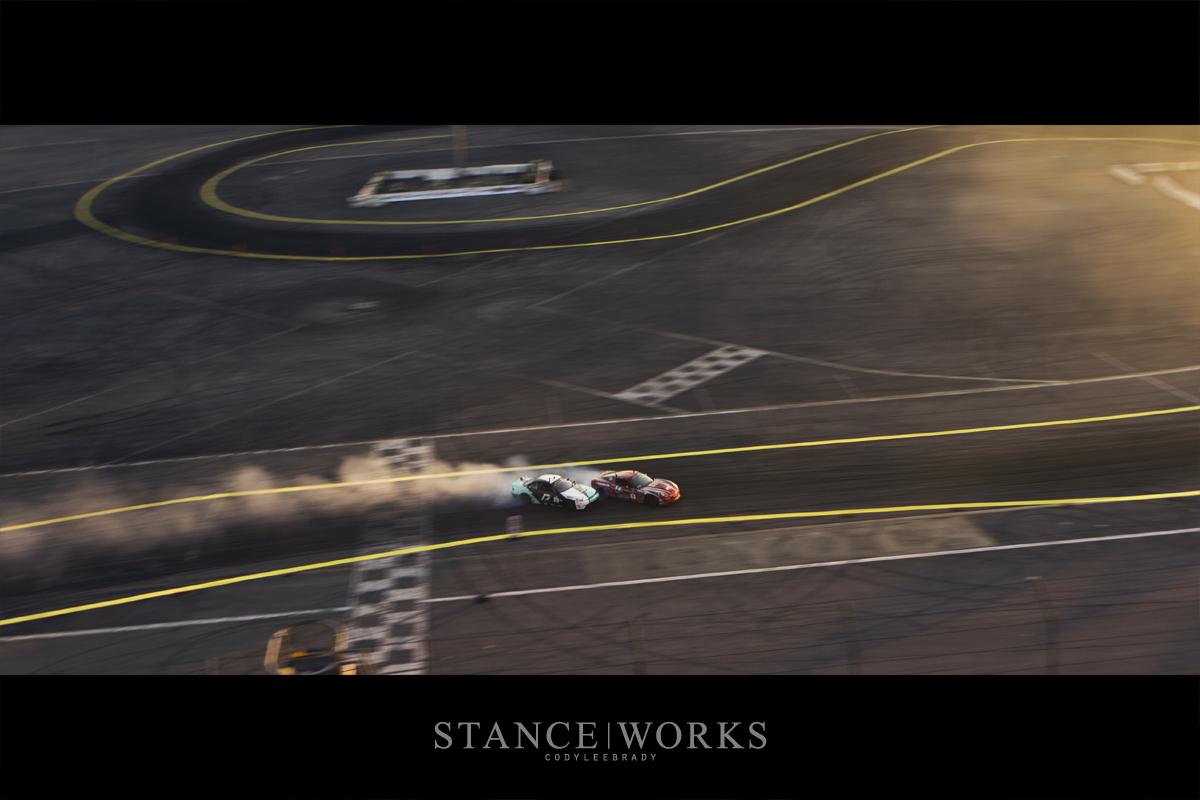 Matt Powers Formula Drift Irwindale Speedway