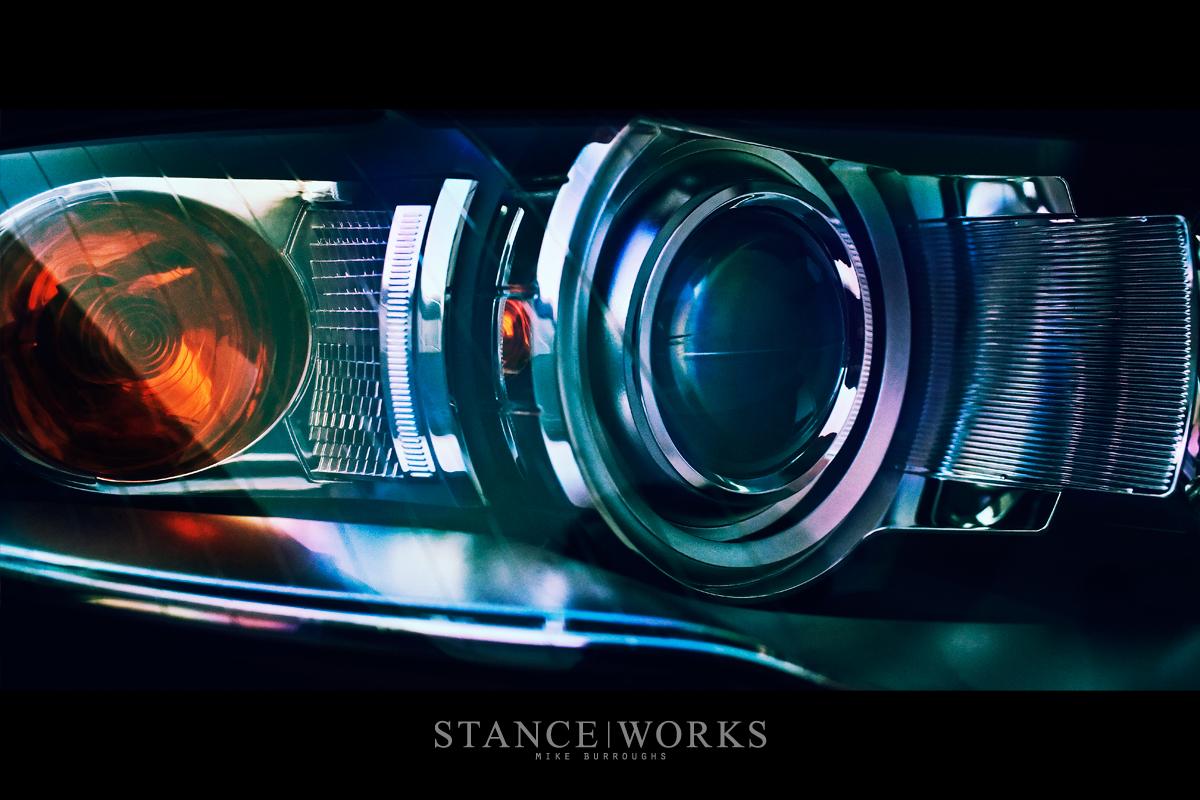 Audi RS4 Headlight