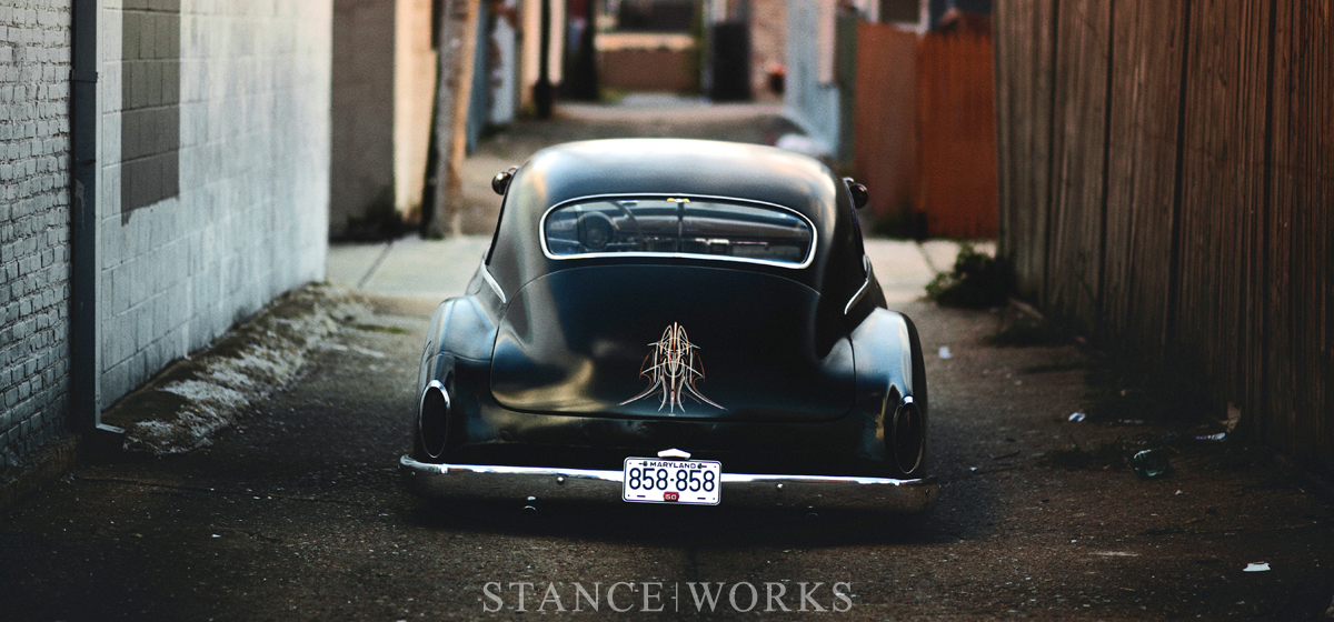 The Final Project - Joe Dale's 1950 Chopped Chevy Custom