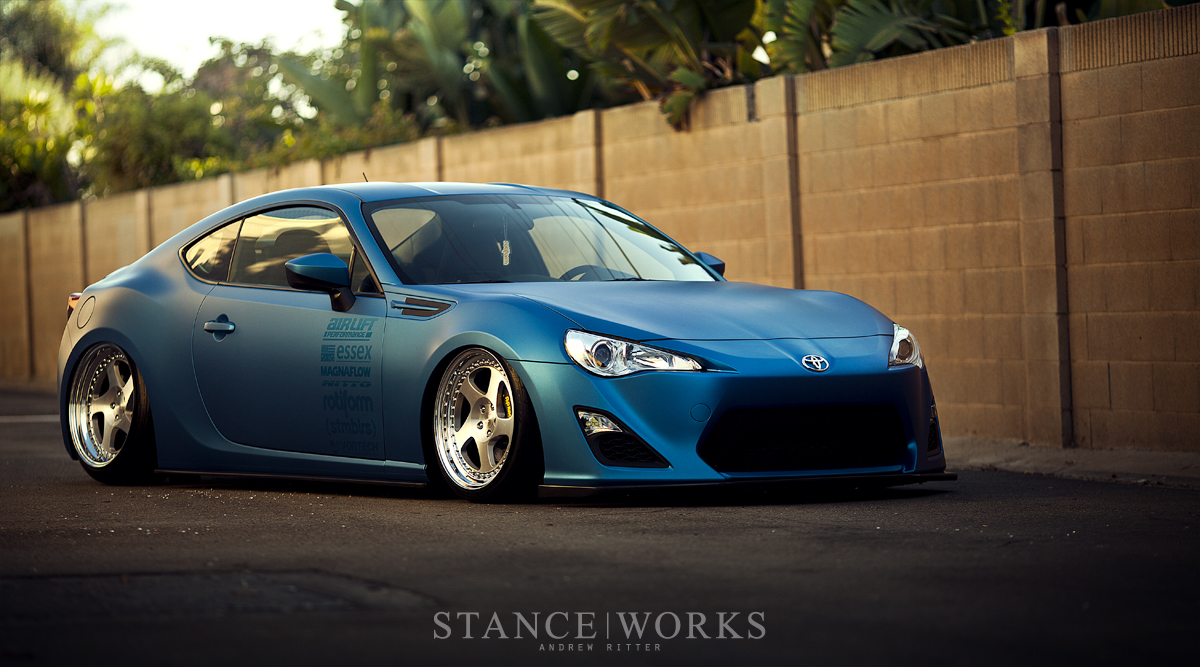 stanceworks airlift rotiform
