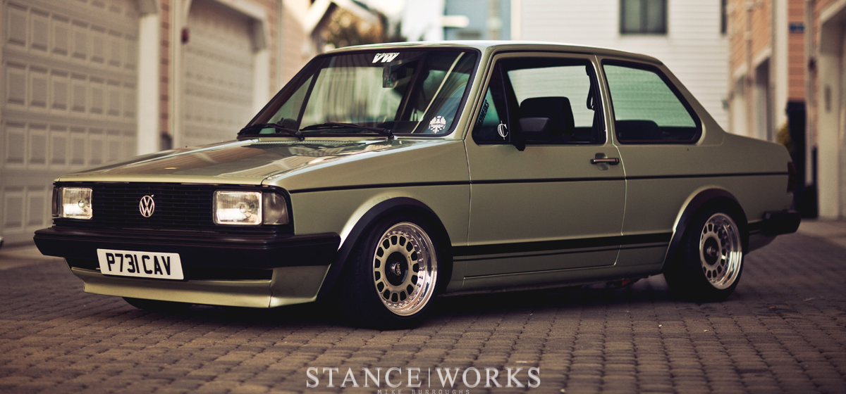 10 Years of Memories - Tobias Aldrich's MK1 Jetta Coupe