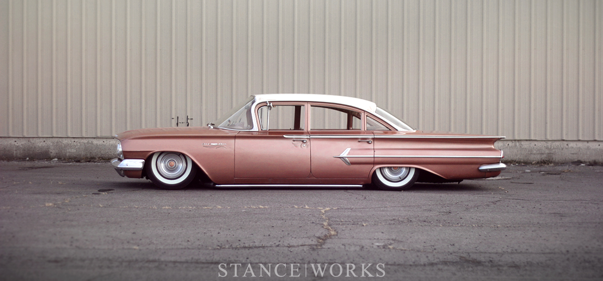 """What's a Feature?"" - Adam Huddart's 1960 Bel Air"