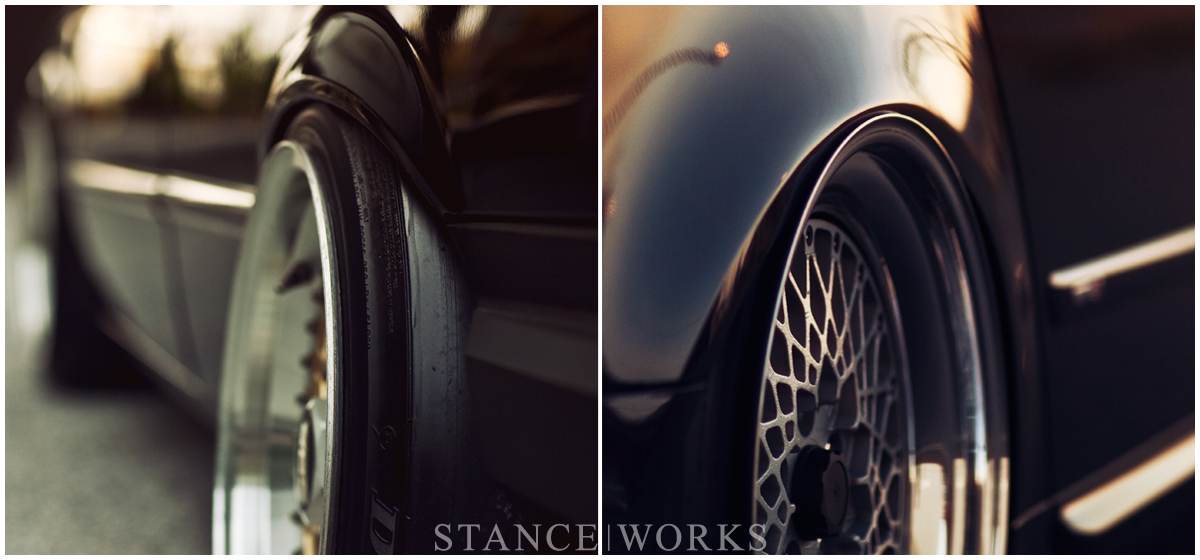 BE PATIENT IM LOWERED LICENSE PLATE FRAME SPEED STATIC SLAMMED VW EURO STANCE