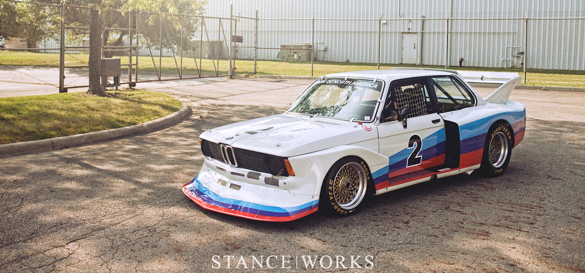 BMW of North America's Vintage Collection: The Group 5 E21 320 Turbo