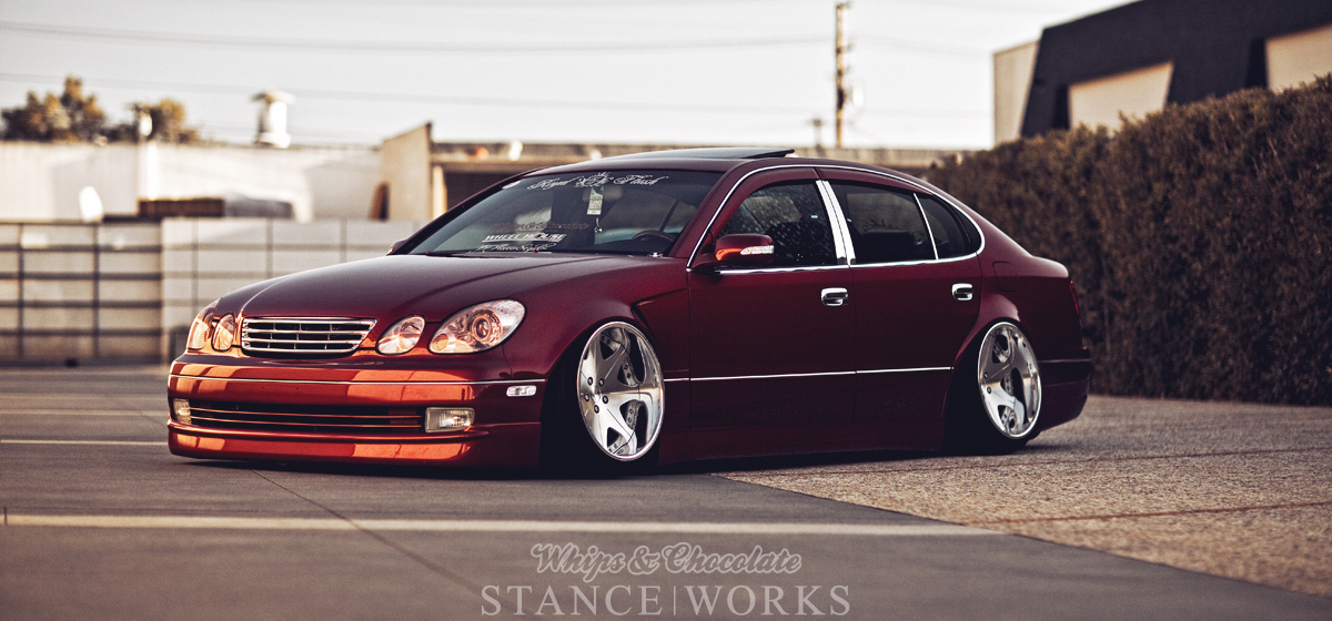 Augmenting Standard Lines - Johnny Dip's VIP Lexus GS 400