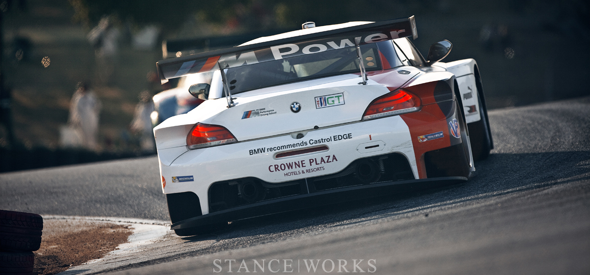 ALMS : Laguna Seca 2013 - The GT Class continues to battle
