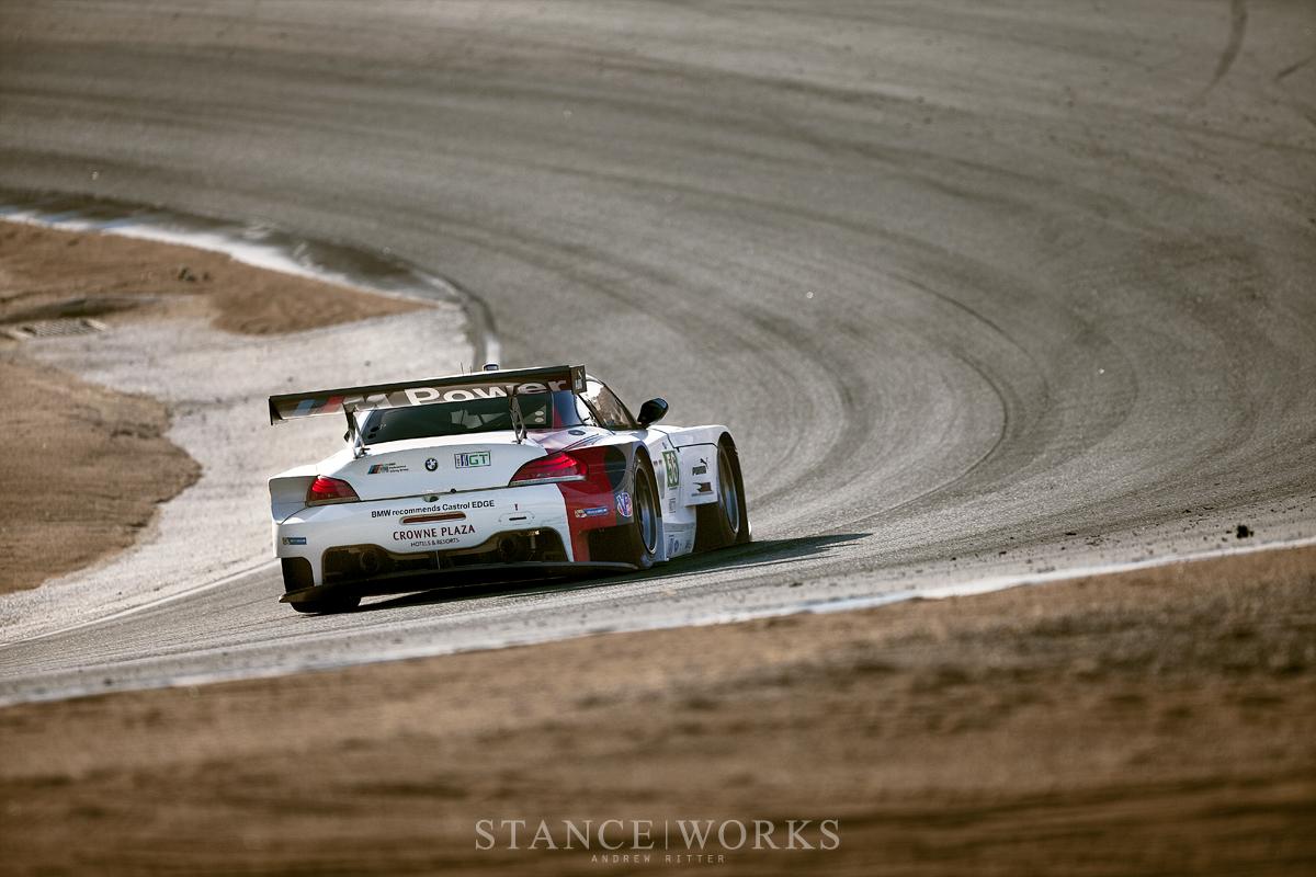 ALMS John Edwards BMW Z4