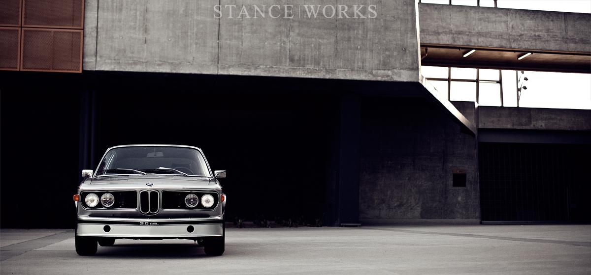 "1 of 110 - Ron Perry's 1974 Series 1 BMW E9 CSL ""Batmobile"""
