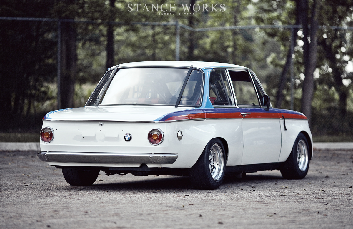 A History Lesson The Car That Started It All The Bmw 2002