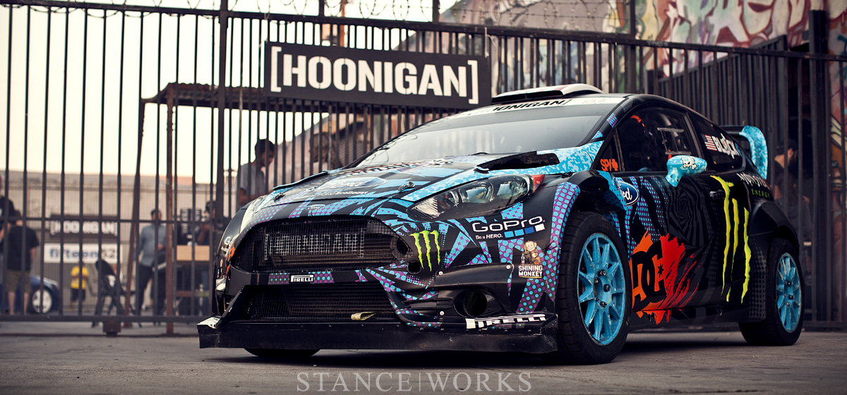 A Trip to The Donut Shop : A Hoonigan × Fifteen52 Get Together