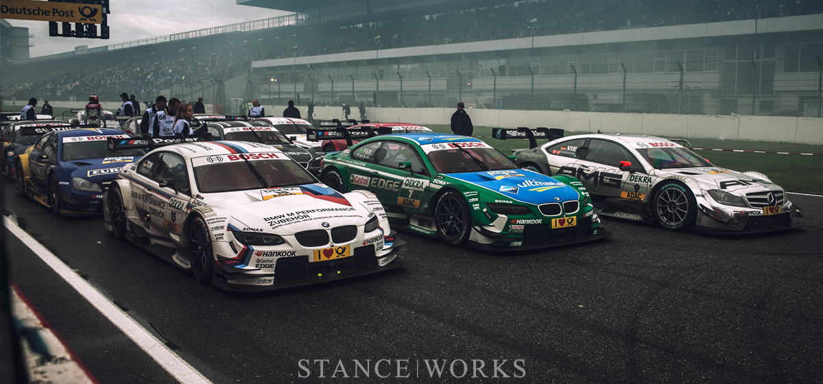 Defending the Championship - Part 2 - DTM at HockenheimRing 2013