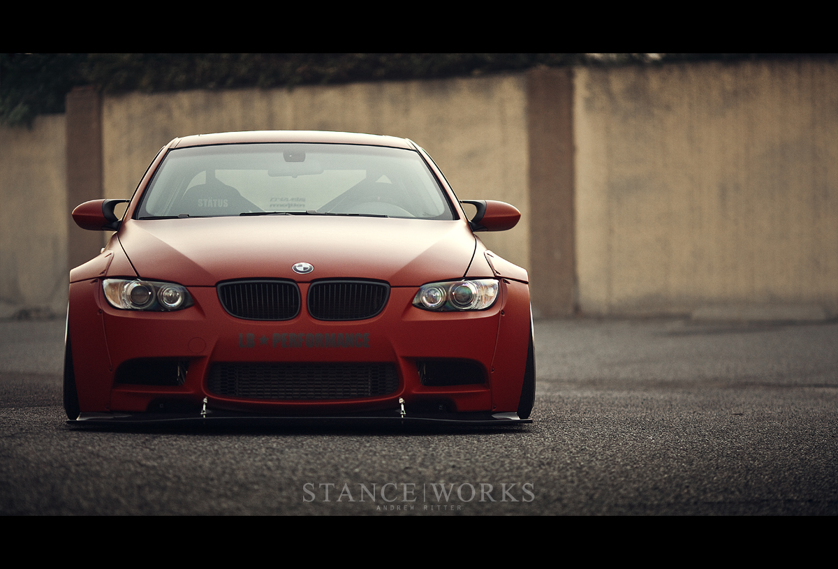 lb performance bmw rotiform air lift