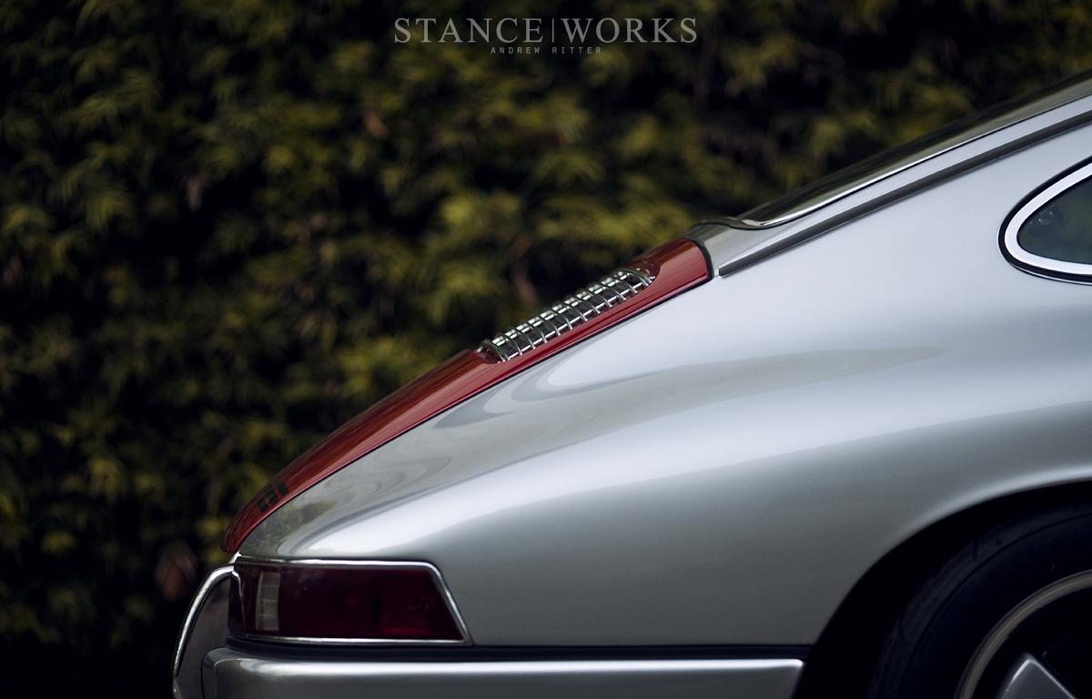 Magnus Walker 1967 Porsche 911S
