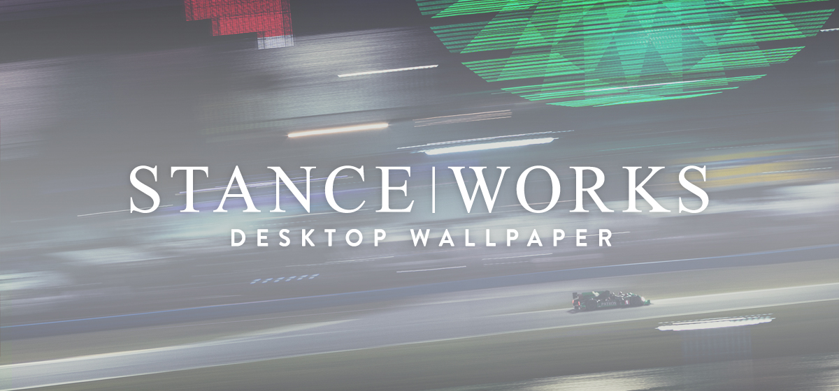 StanceWorks Wallpaper - 24 Hours of Daytona