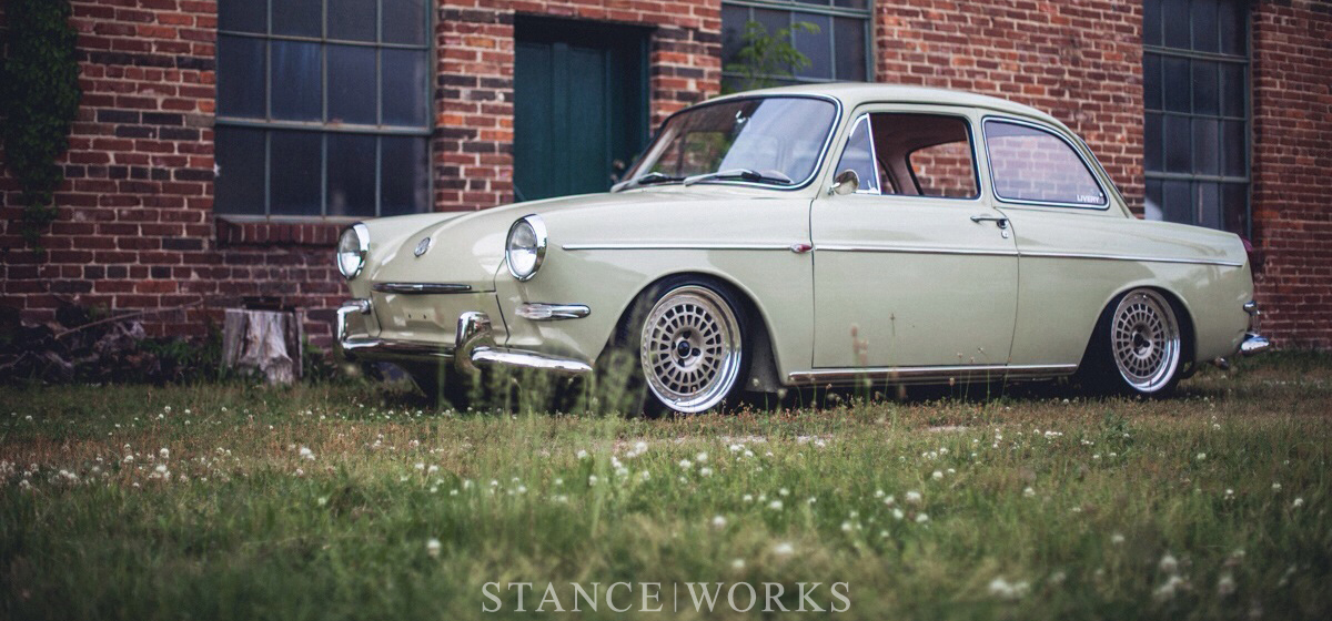 Nothing Short of Perfect - Paul Holst's 1965 Volkswagen Type 3 Notchback