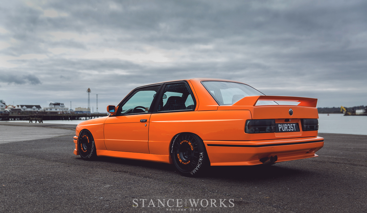 Nick Sahota S E30 M3 The Purest E30 M3