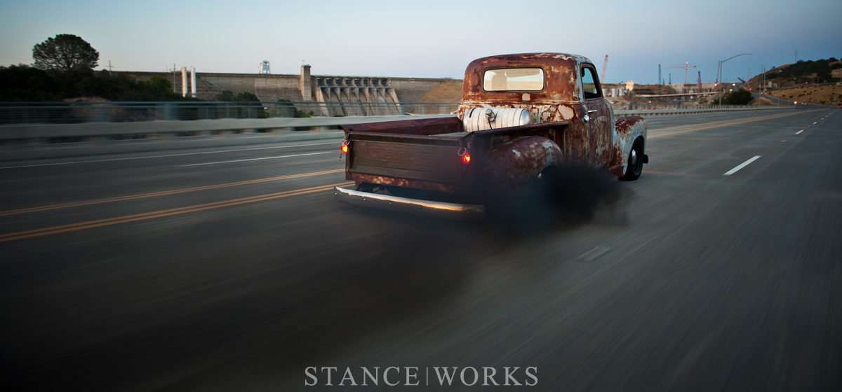 Roads less Travelled - Matt & Riley Stair's 1949 Cummins-Powered Chevy 3100 Pickup