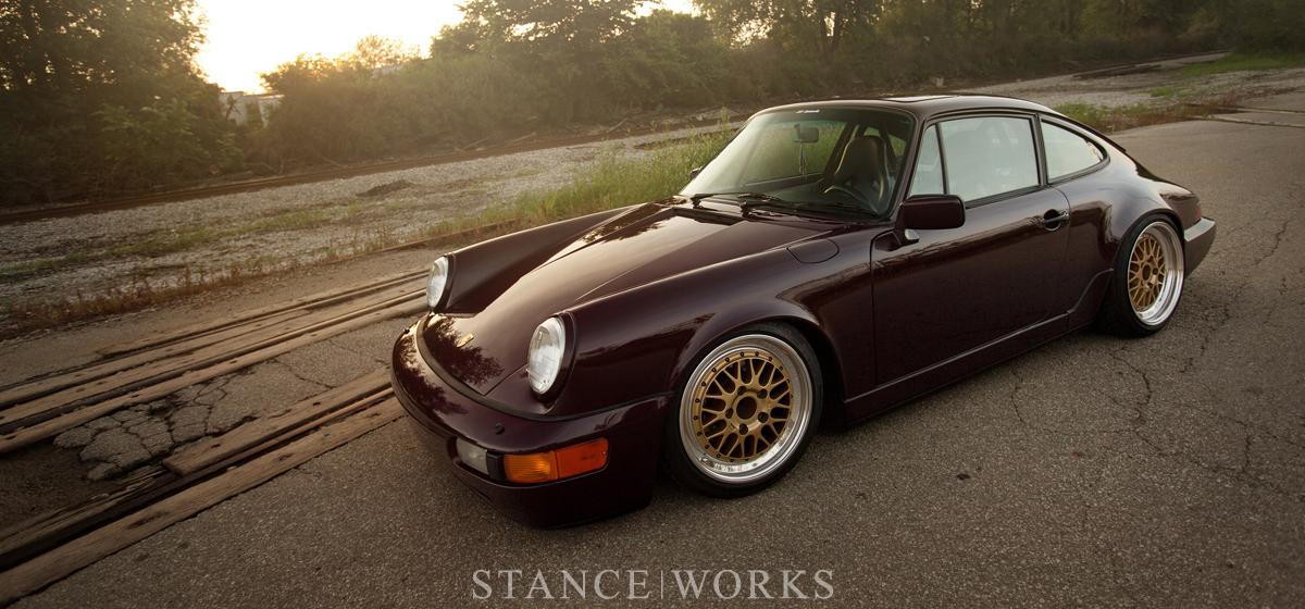 Modest Touches - Andrew Farkas's 1991 Porsche 964 911 C2