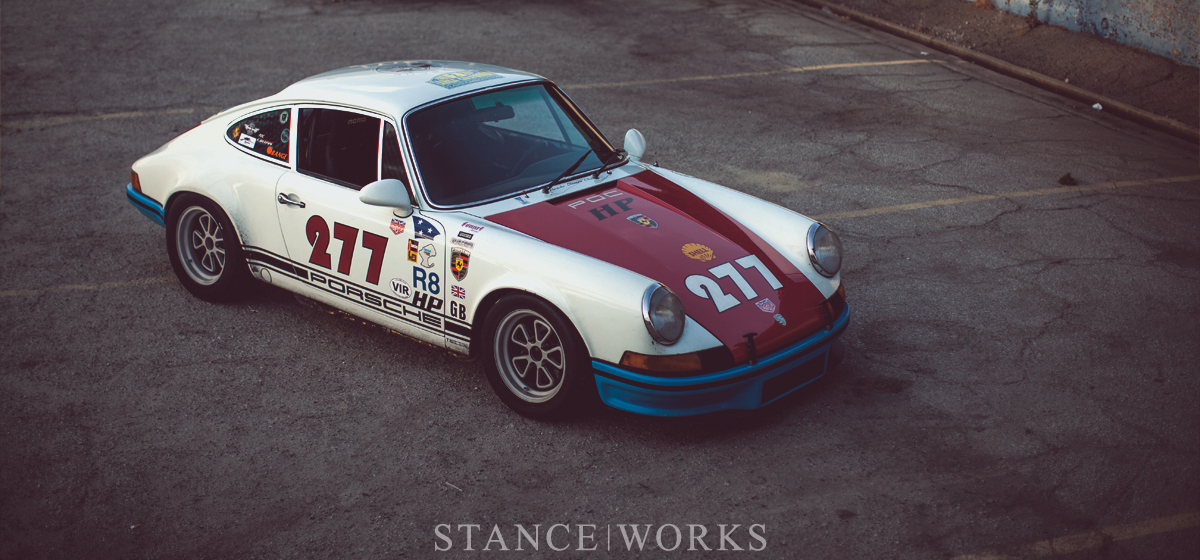 """Some Cars Go, and Others Stay"" - Magnus Walker's 1971 Porsche 911 ""277"""