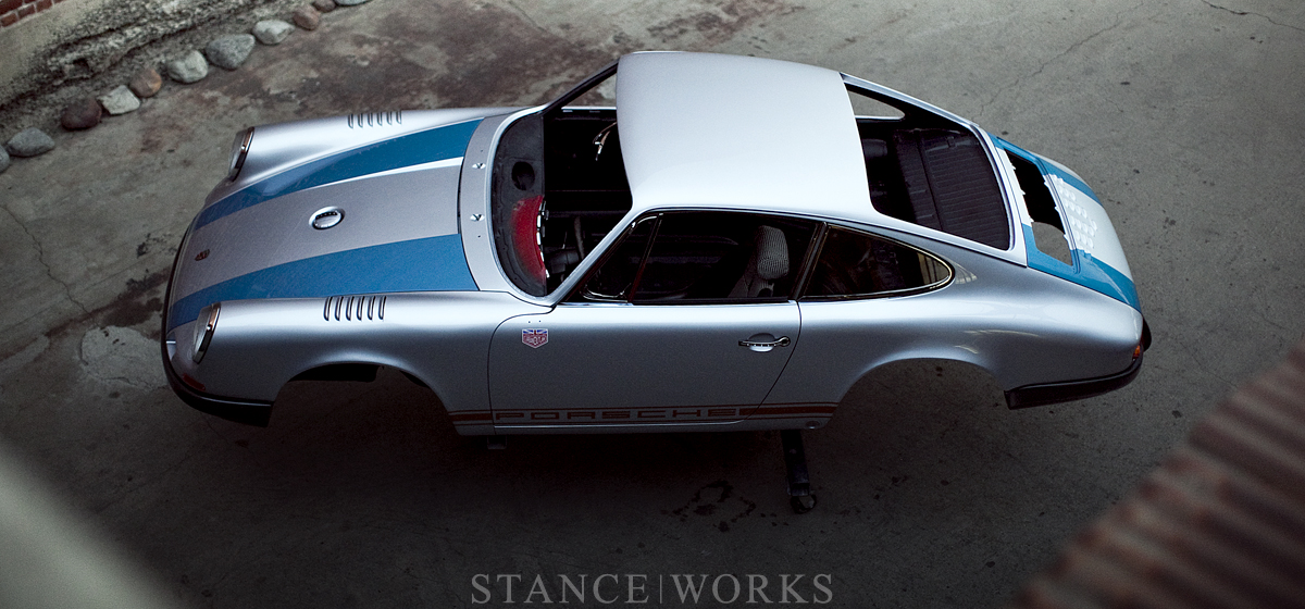Some Assembly Required - Magnus Walker's Porsche 911 67S RT Build