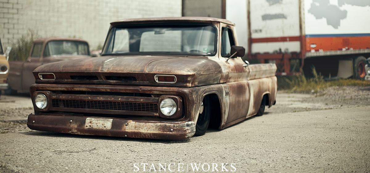 Visuals - Street Machinery's 1966 Chevy C10 Pickup