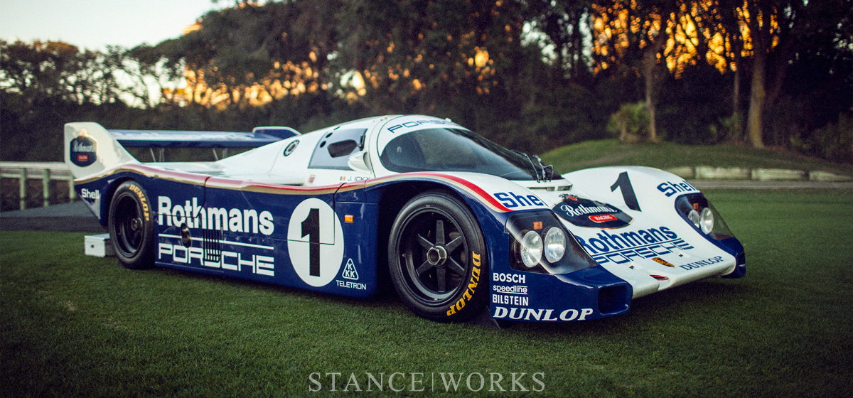 Catching a Glimpse - Tidbits of the Porsche 962
