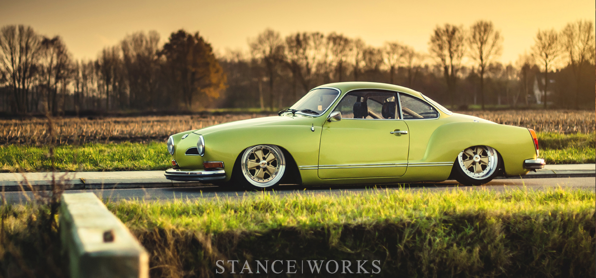 Back On Course - Nicolas Wlostowski's 1973 Volkswagen Karmann Ghia