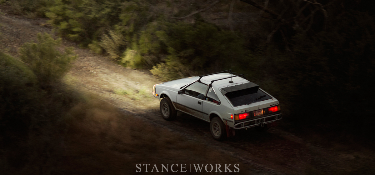 Built For The Dirt - Jon Rood's Rally-Prepped RA64 Toyota Celica